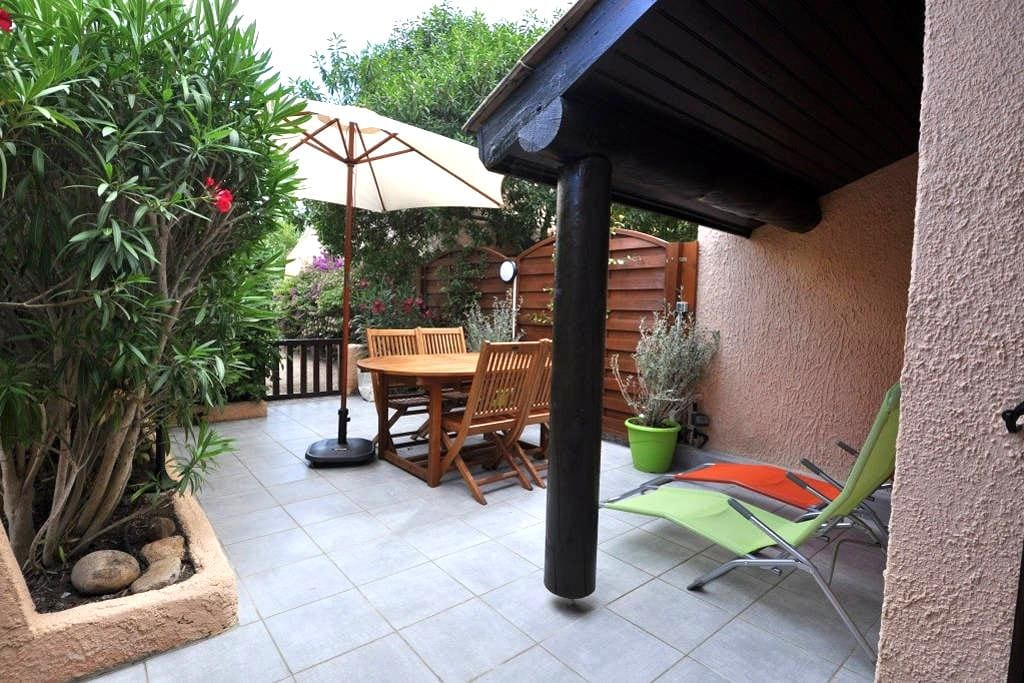 Mini villa Giardinu felice 33 - Lecci