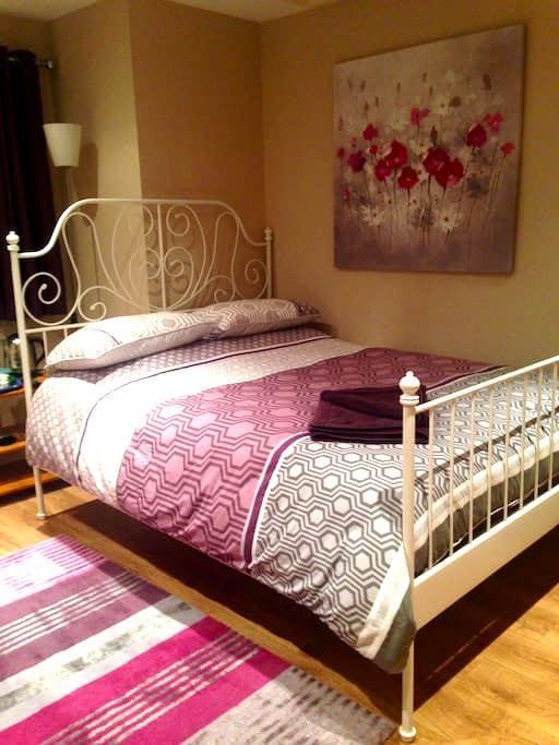 Comfy, Homely Studio - Sleep Two - Merseyside - Huis