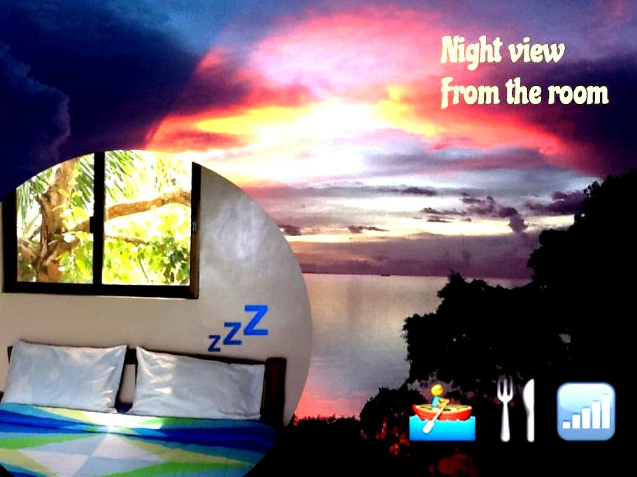 Seafront Room with Amazing View - Camotes