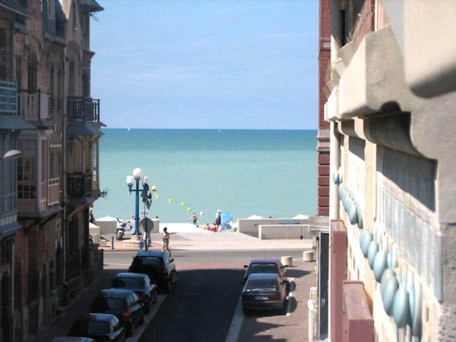 A 100 mètres de la mer, - Mers-les-Bains - Apartamento