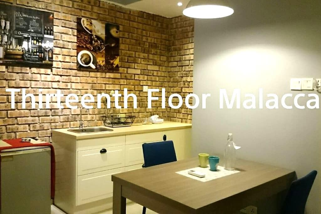 Thirteenth floor Malacca - Melaka - Apartment