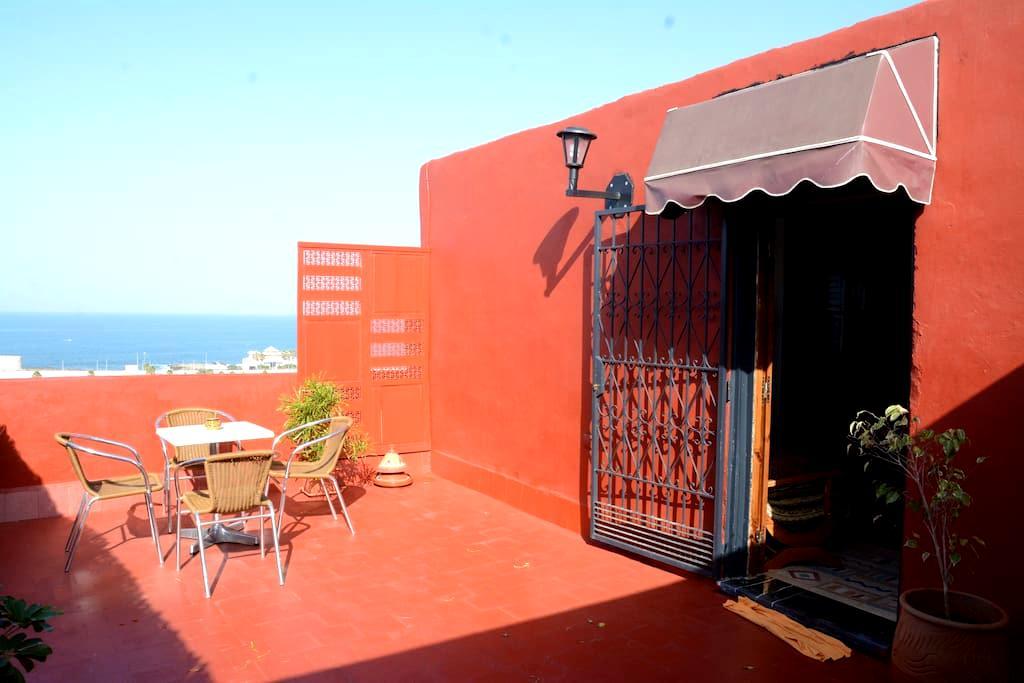 Beau studio au centre médina rabat - Rabat - Apartment