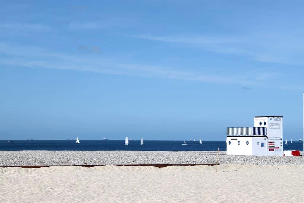 BEAUTIFUL FLAT 200 meters from the beach of LH - Le Havre - Apartment
