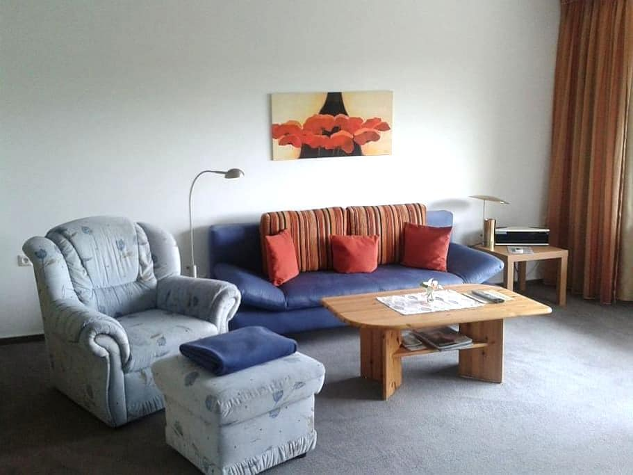 Schöne 2-Zimmer-Wohnung 301 mit Pool - Lahnstein - Apartment