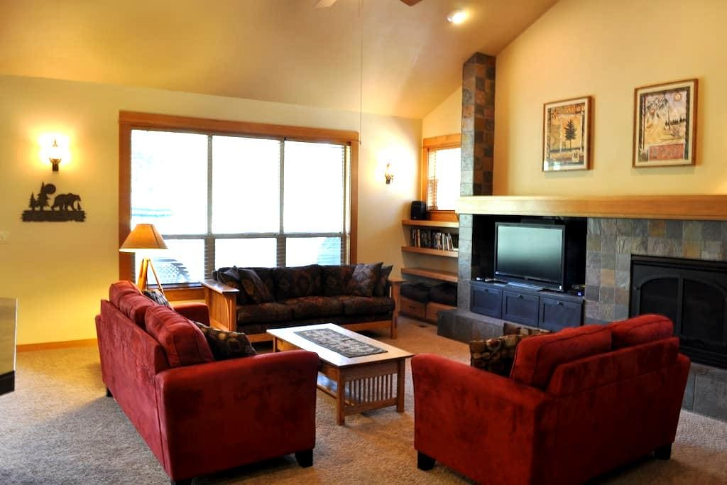 Spacious Sunriver Vacation Home - Sunriver - Hus