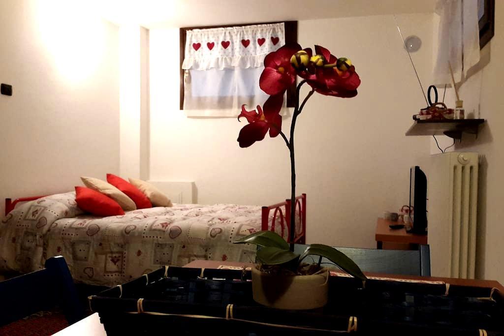 Monolocale indipendente Aosta/Sarre - Sarre - Apartment