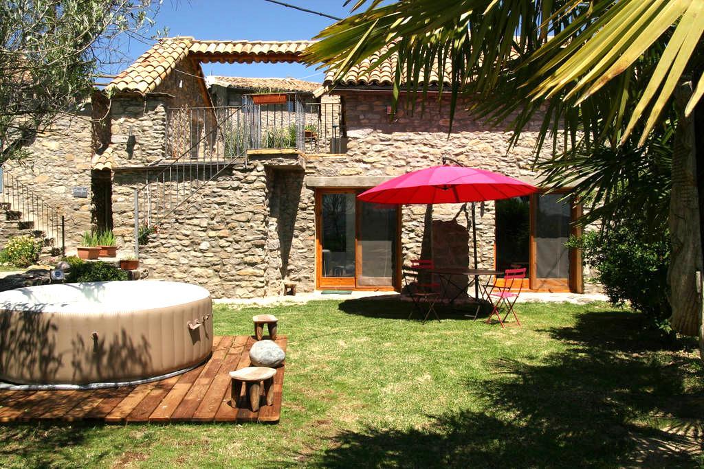 Loft avec jardin y spa privés - La Pardina