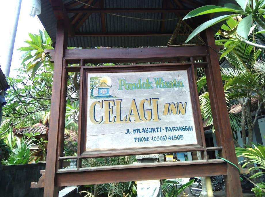 Celagi Inn, Basic Double Room - Manggis - Bed & Breakfast