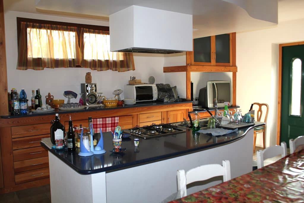 Taverna con arco - Oleggio Castello - Apartment