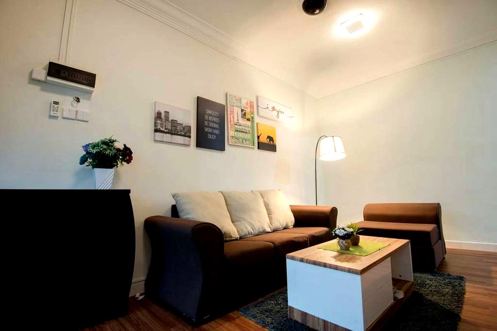 Goh2stay Malacca Riverside Homestay - Melaka - Lejlighed