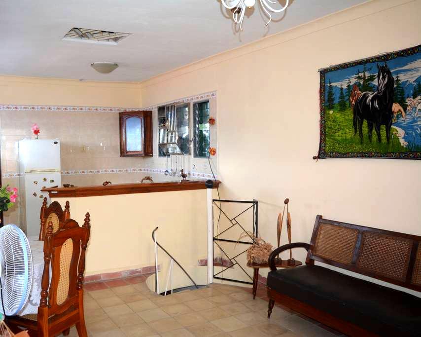 Hostal Harmony ,Second floor apartment. - Cienfuegos - Apartment