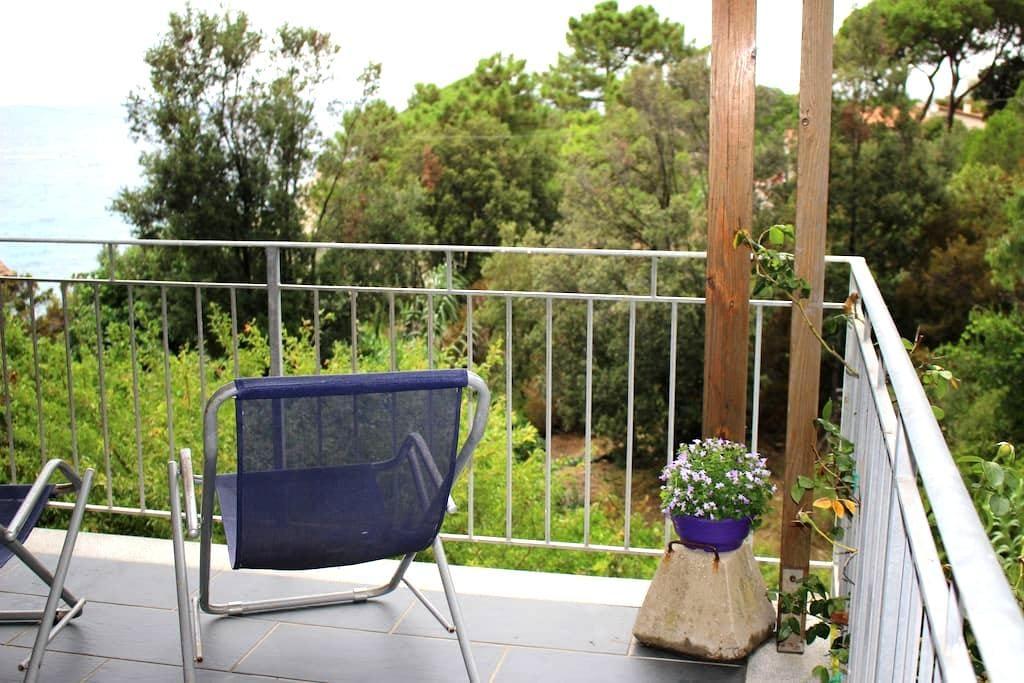 Villa with sea view - Zanca - Huvila