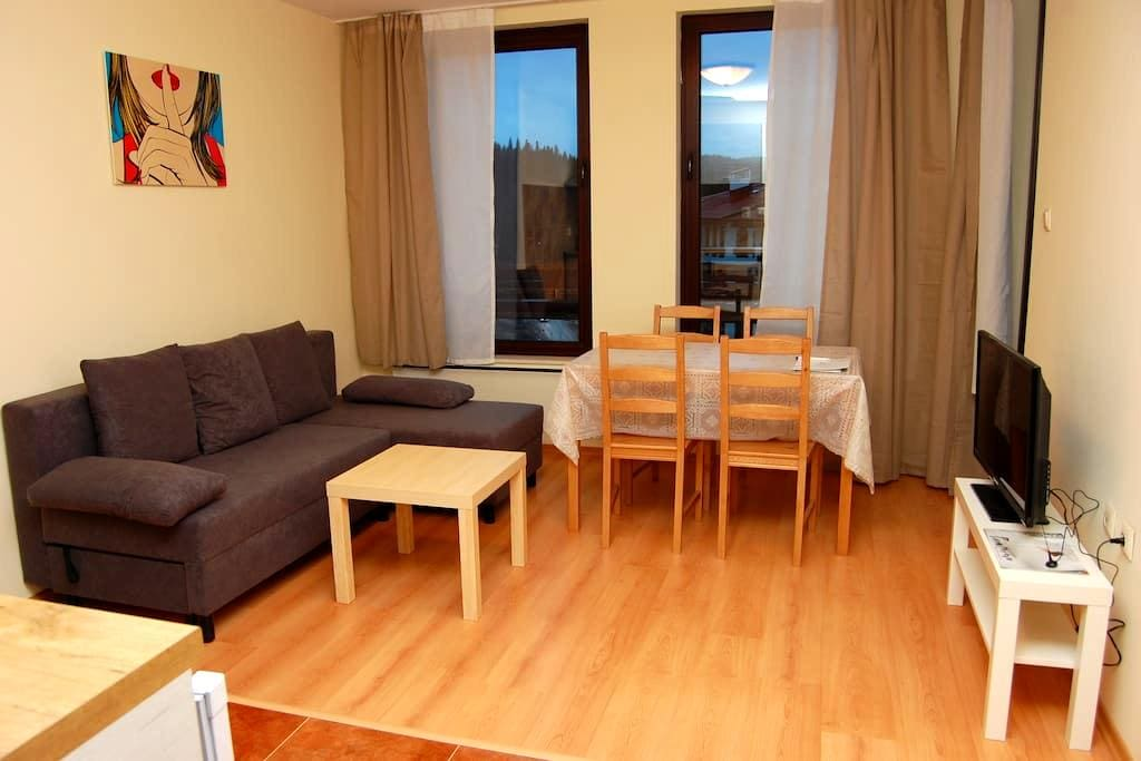 Appartment with mountain view - Pamporovo - Pis