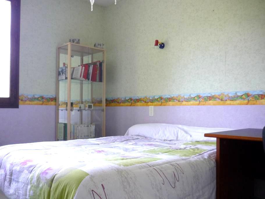 chambres dans maison à la campagne - Novalaise - Casa