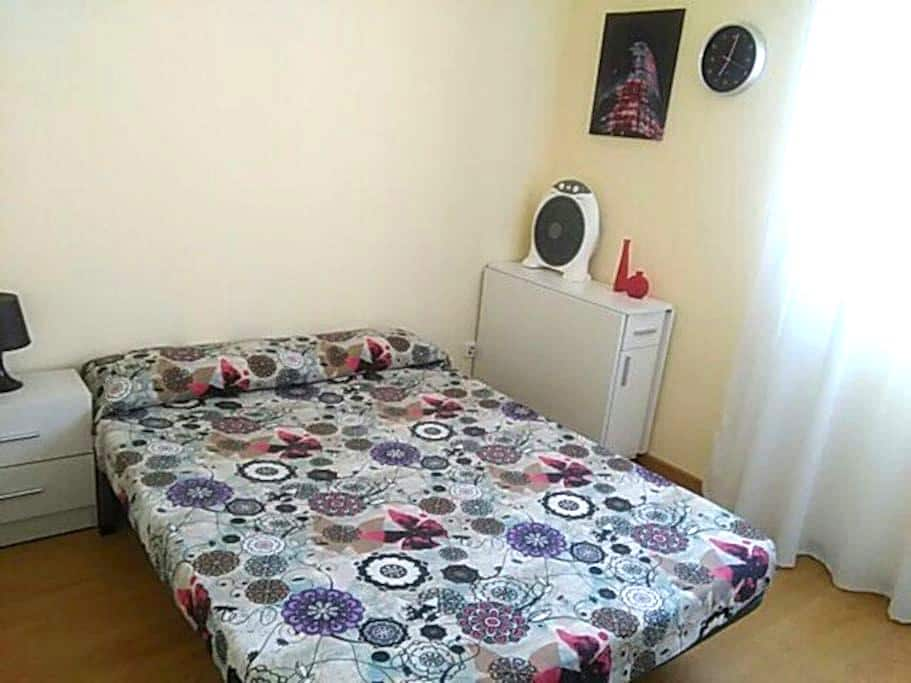 HABITACIÓN DOBLE EN ÁTICO! - Madrid - Apartmen