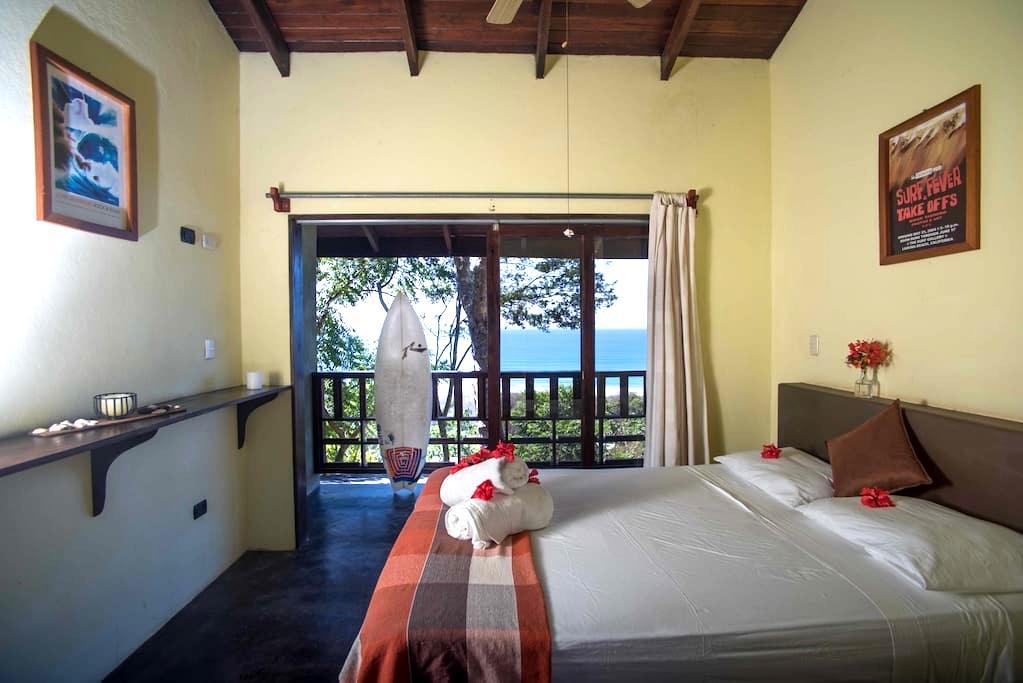 Beautiful Ocean view room 1 - Santa Teresa - Puntarenas Province - Bed & Breakfast