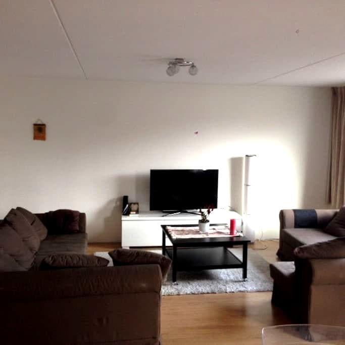 Private room, double bed, closet - Utrecht - Apartment