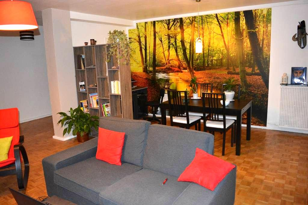 Chambre à 10min Gare Part-Dieu - Villeurbanne - Appartement