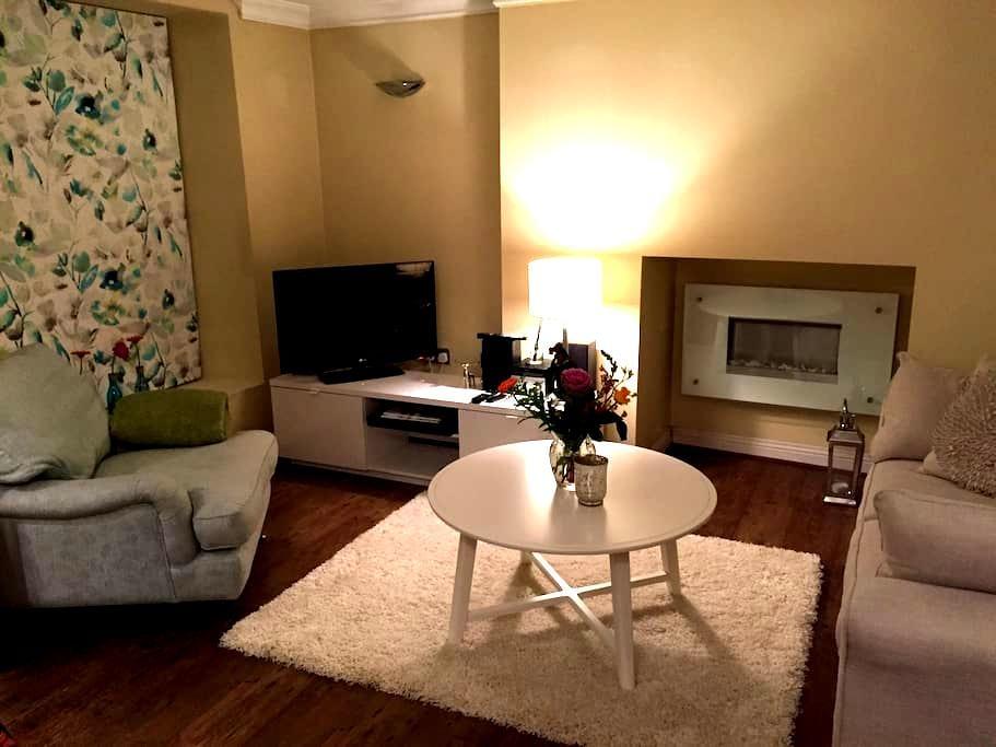 Ground floor flat - Clifton Hill - เอ็กซิเตอร์ - อพาร์ทเมนท์