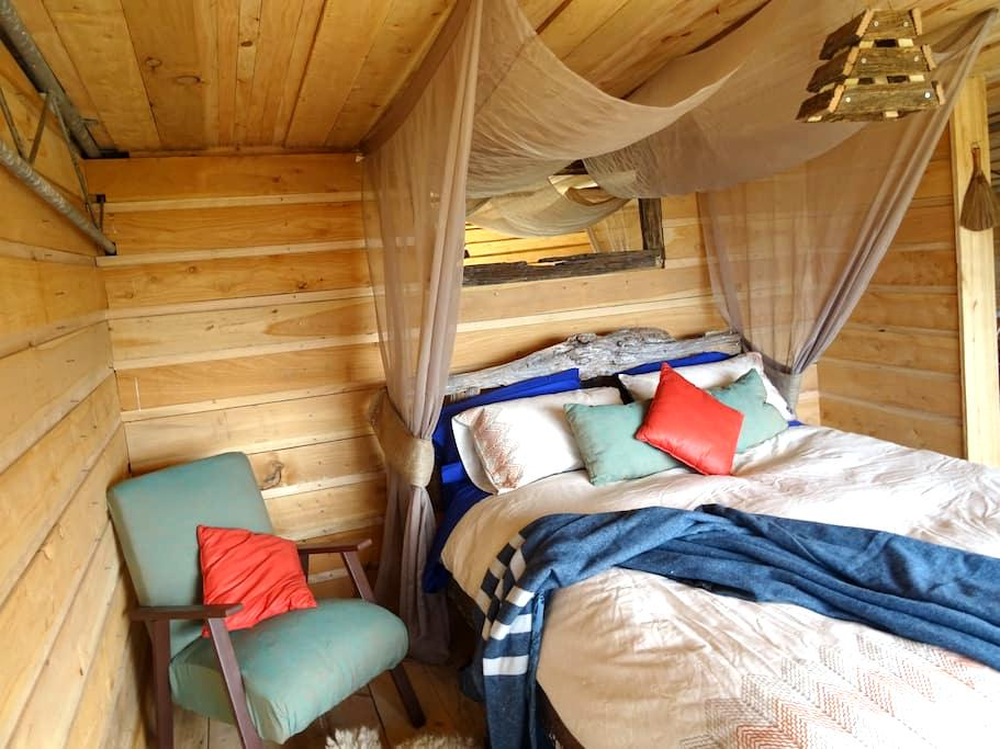 Shed and Breakfast - Otaio - Bed & Breakfast