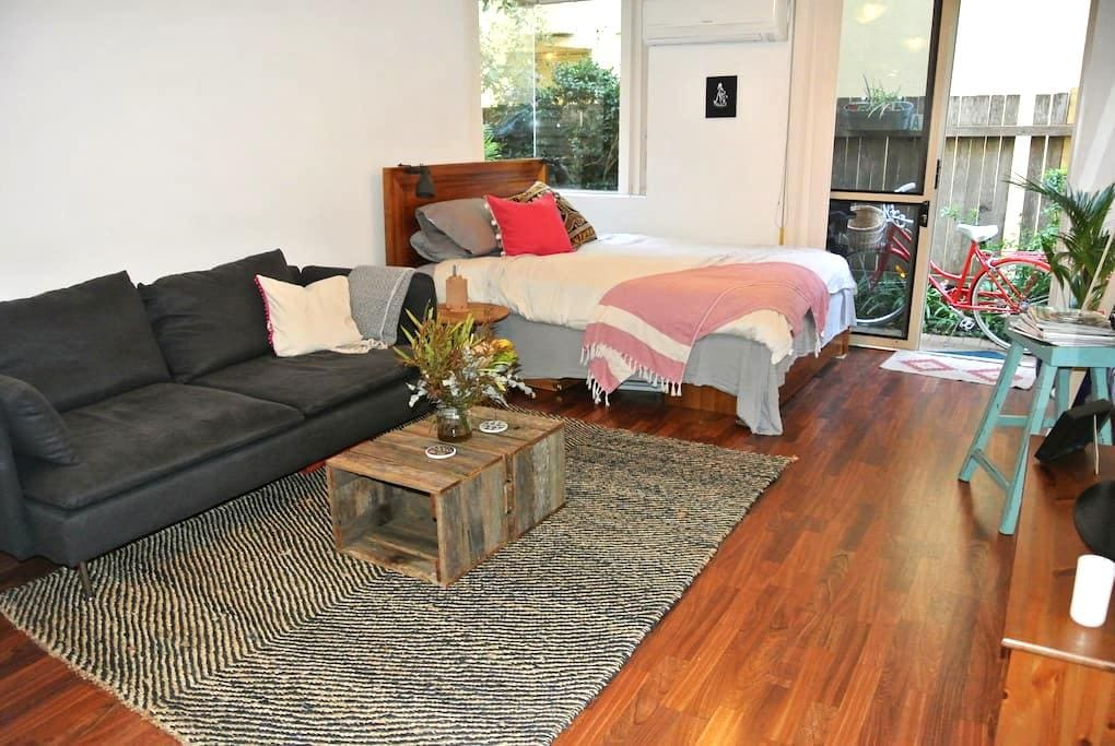 Studio 100 metres from Manly beach - Manly - Appartement