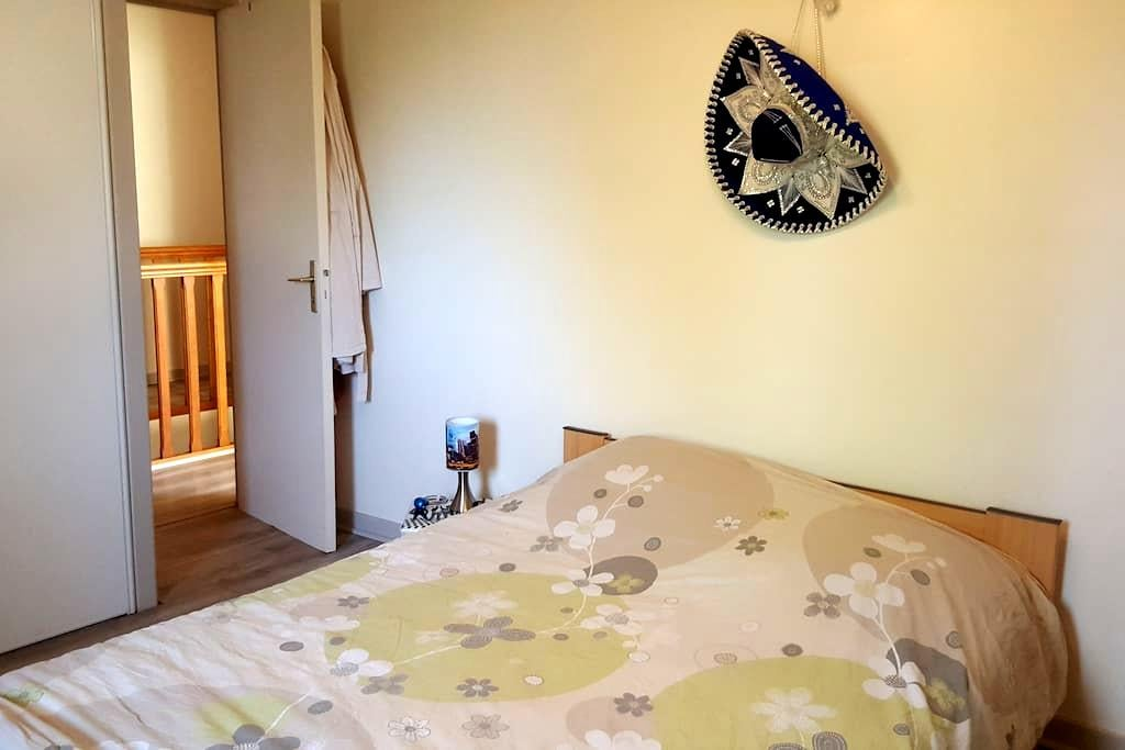 Jolie chambre 14m2 au Mont-Dol - Mont-Dol - Rumah