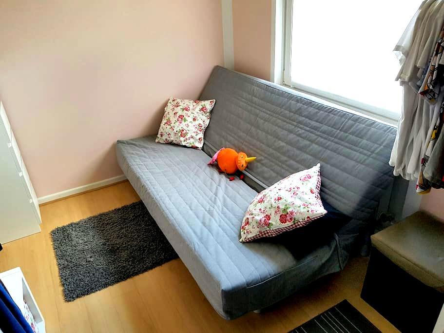 gemütliches Gästezimmer in ruhiger Lage - Lüneburg - Flat