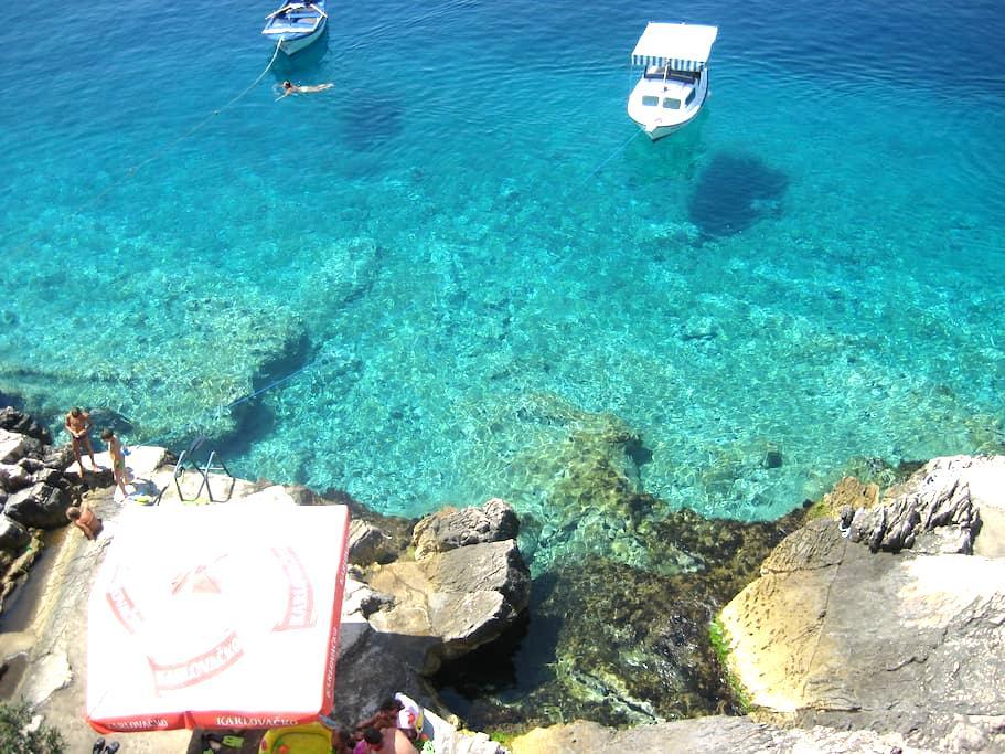VEDRAN ~seafront~ - Korčula - Apartmen