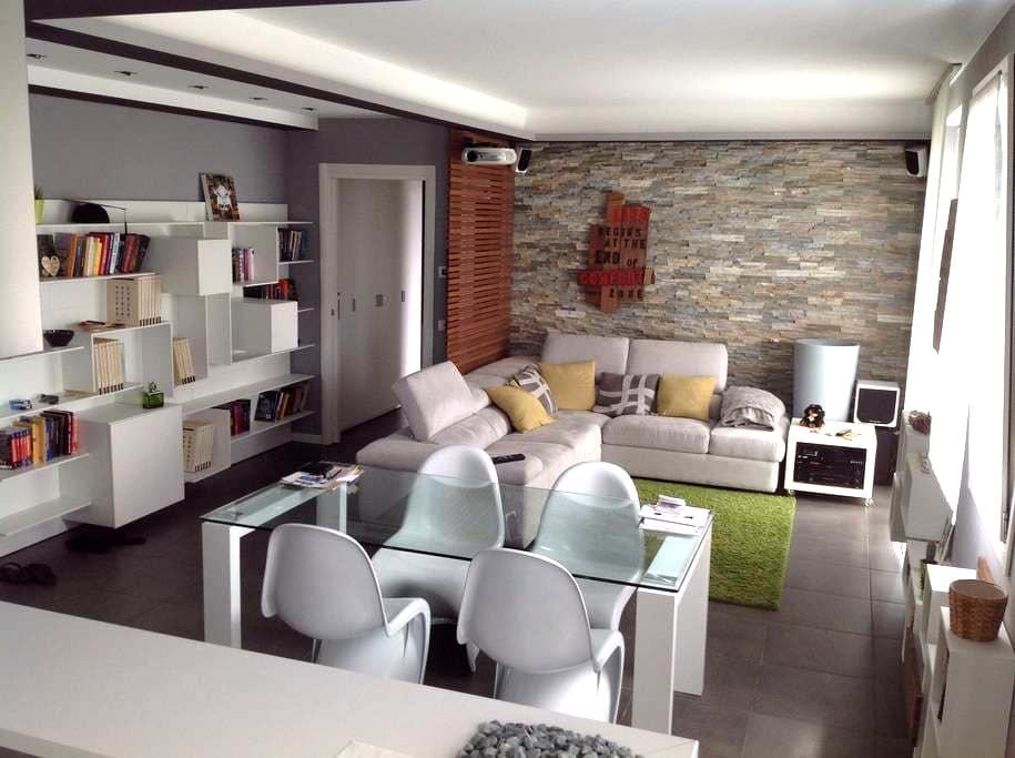 Full of love! - Lecco - Apartment