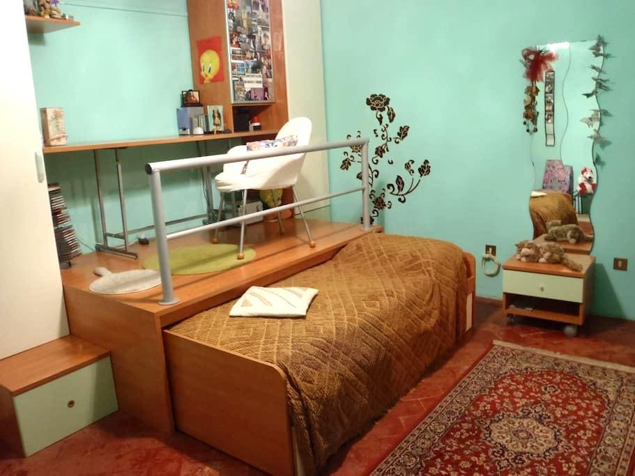 green room in porcari city - Porcari - House