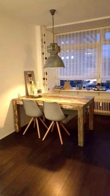 Luxe, cosy appartement in Heemstede - Heemstede - Byt