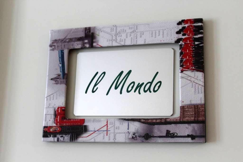 """B & B La Cornice. Room """"Il Mondo"""" - Pietra Ligure"""
