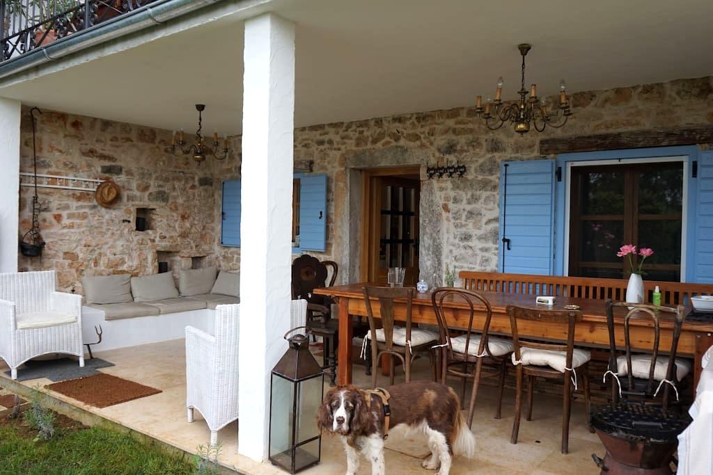 3Floor Stonehouse in Porec, Istria - Gedići - Rumah