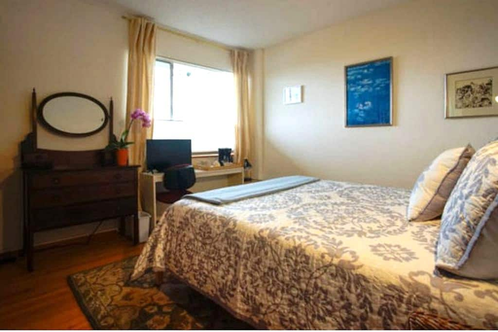 Albany Hill North Bedroom- (10 mins to SF) - Albany - House