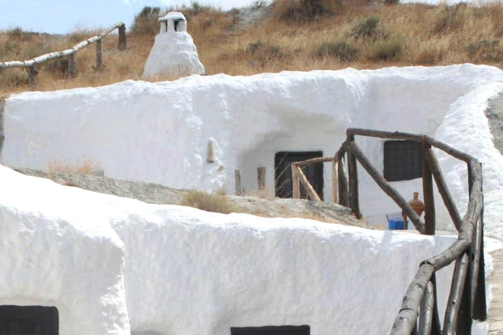 Casa-cueva con encanto - Baza - Habitation troglodyte