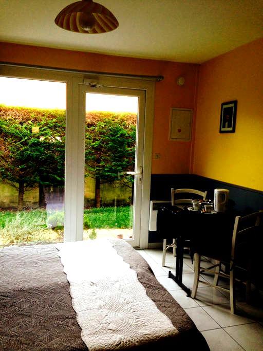 Chambre d'hôtes les Deux Caps - Les Moussaillons - Wissant - Bed & Breakfast