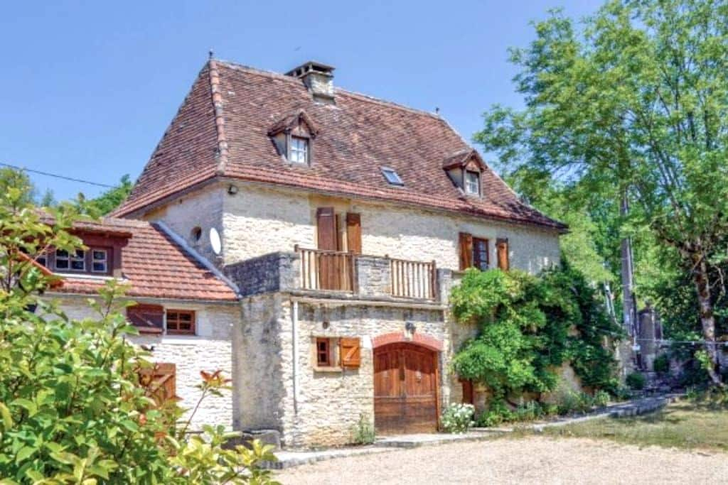 Champ Vieil: Former Farm & Vineyard - Gindou - Dům