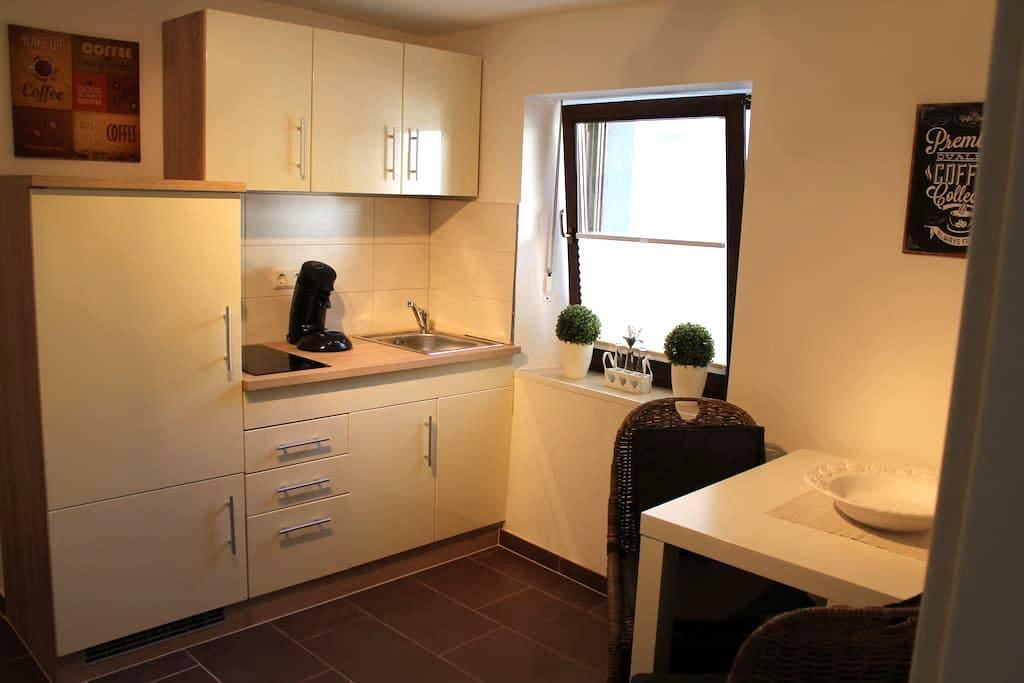 Hübsche 2-Raum-Wohnung, neu renoviert - Trèves