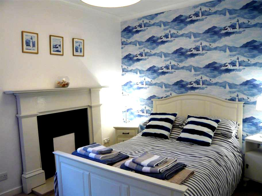 Harbour Ayr, quiet boutique apartment - Ayr - Wohnung