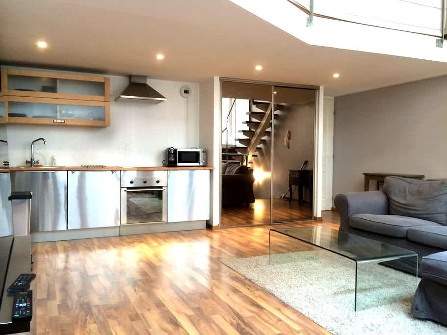 RARE ET EXCEPTIONNEL VILLE VIEILLE - Nancy - Apartment