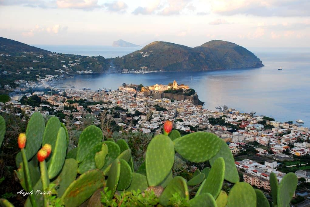 Lipari by the Beach 1 (ROSALIA) - Lipari