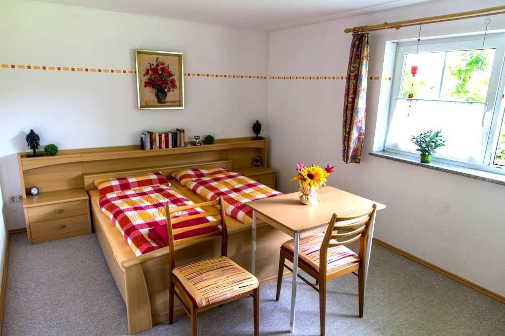 Nice and quiet guest room - Kutzenhausen