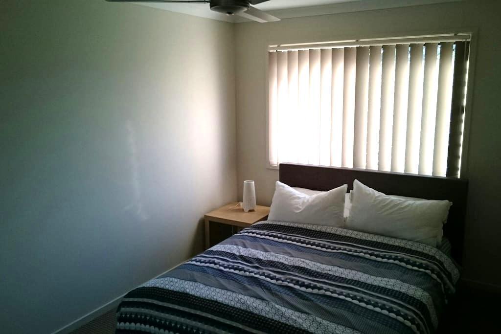 Cosy room in Zillmere, Brisbane - Zillmere - Rekkehus