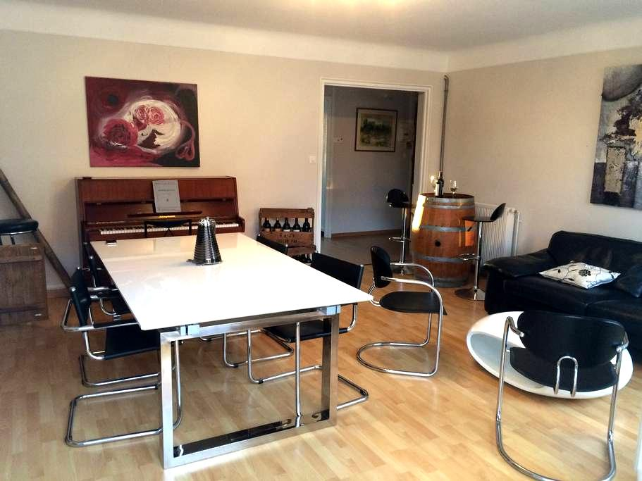 Great apartment in downtown Pau - Pau - Apartemen
