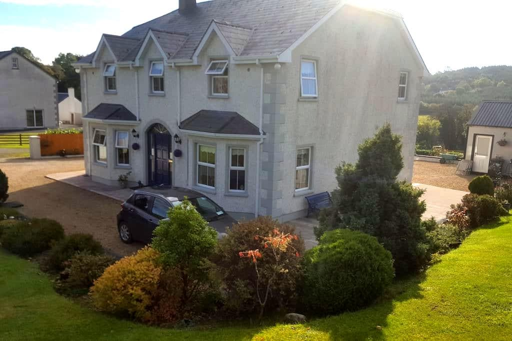 Spacious Double Room near Donegal Town - County Donegal - House