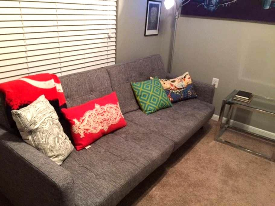Cozy, Private Room Close to Everything! - Dallas - Appartement en résidence