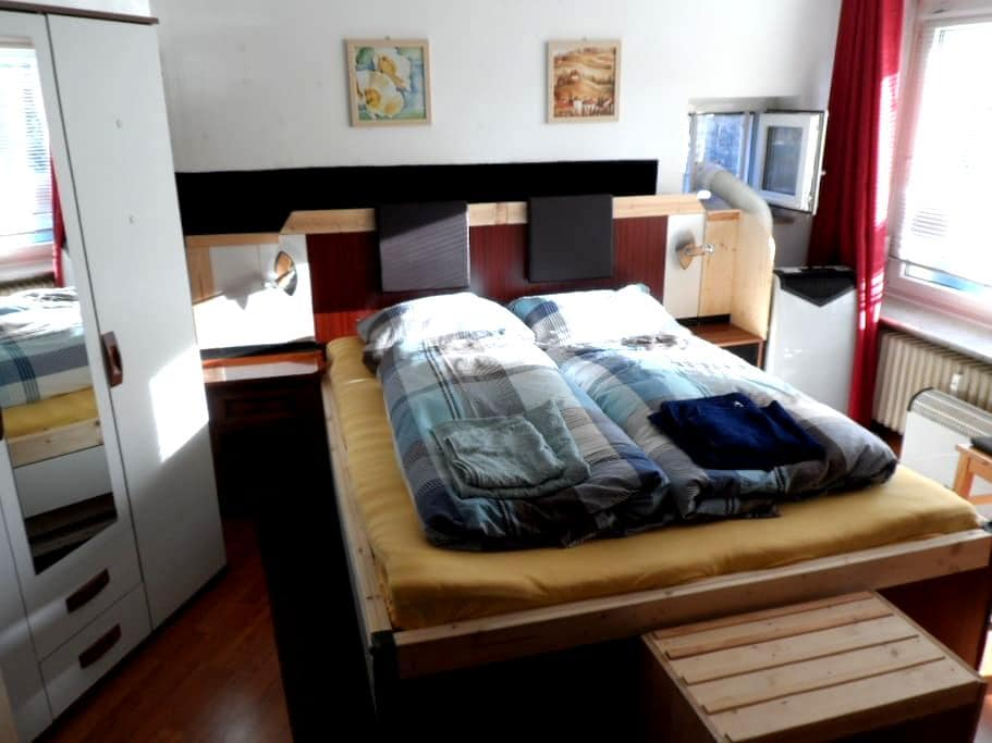 group room till 4 adults, early/late checkin/out - München - Apartment