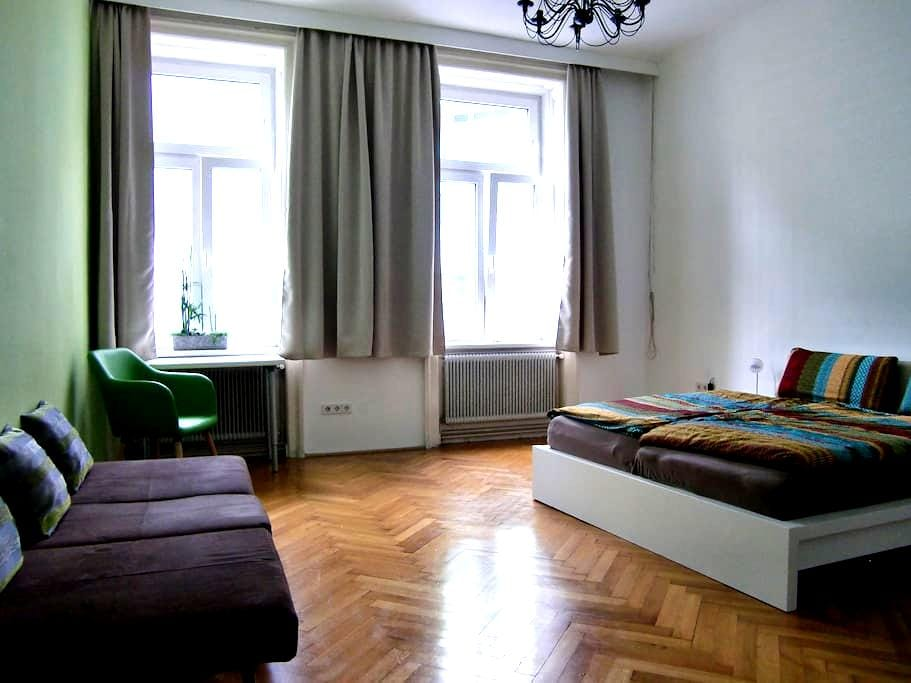 GreatRoom in a Quiet & Central Area - Vienna - Pis