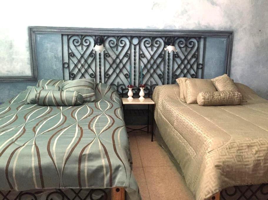 Habitación amplia con baño interior - La Habana - Apartment