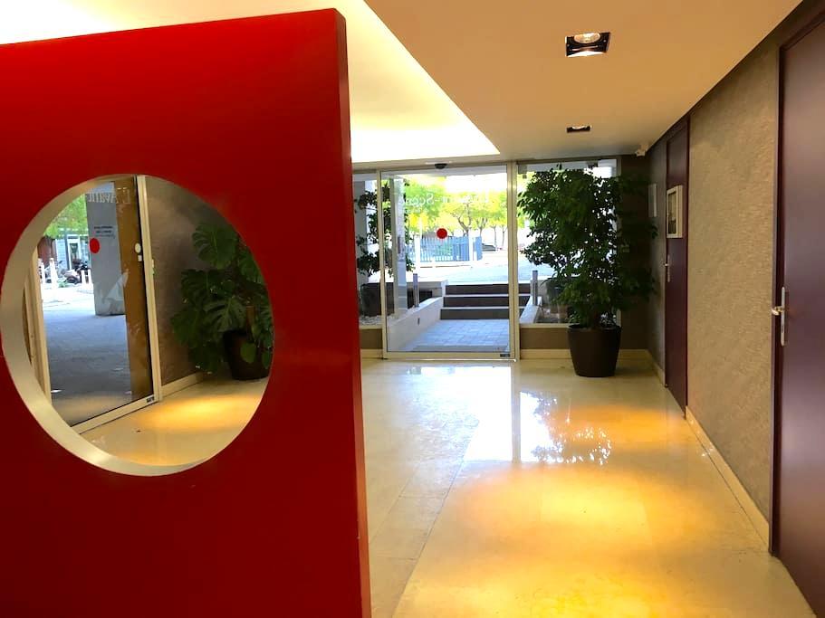 Elegant apartment in Monaco - Beausoleil - Lägenhet